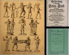 Archäologie Sammlung erstellt von Antiquariat Johannes Müller