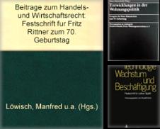 Festschriften Sammlung erstellt von Gast & Hoyer GmbH