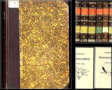 Allgemeines Sammlung erstellt von Antiquariat  Jürgen Fetzer