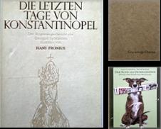 Illustrierte Bücher erstellt von  Antiquariat Galerie Joy