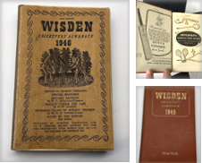 1938 to 1949 Wisdens Curated by Wisden Shop