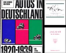 Autos Sammlung erstellt von Versandantiquariat Karin Dykes