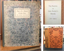 Jane Austen Curated by Holybourne Rare Books ABA ILAB