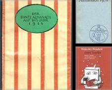 Almanache und Verlagsverzeichnisse Sammlung erstellt von Mattheis