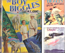 Biggles series Curated by Caerwen Books