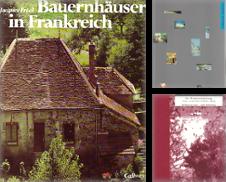 Architektur Sammlung erstellt von Antiquariat ExLibris Erlach Eberhard Ott