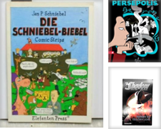 Comic erstellt von Fabula  Antiquariat