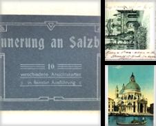 Ansichtskarten Europa Sammlung erstellt von Antiquariat Bäßler