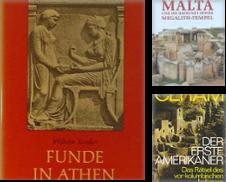 Archaeologie Sammlung erstellt von HJP VERSANDBUCHHANDLUNG