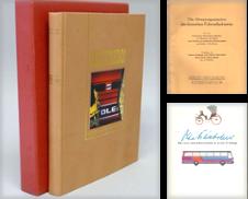 Automobil Sammlung erstellt von Antiquariat Hohmann