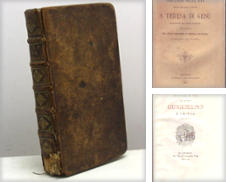 Agiografia de Libreria Antiquaria Borgolungo