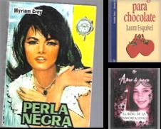 Novela Romantica de 10 sellers
