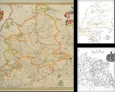 Landkarten erstellt von Buecherstube Eilert
