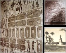 ÄGYPTEN Sammlung erstellt von FOTO-Antiquariat Joachim FAHL
