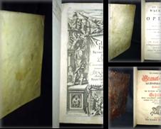 Alte Drucke Sammlung erstellt von Antiquariat Löcker