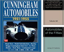 Automotive Curated by David's Books
