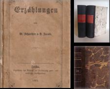 Literatur bis 1900 Sammlung erstellt von Antiquariat Immanuel, Einzelhandel