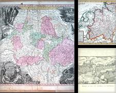 Alte Landkarten und Städteansichten vor 1800 Sammlung erstellt von ANTIQUARIAT KREUSSEL