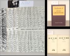 Afrikanische Sprachen und Linguistik Sammlung erstellt von Antiquariat Welwitschia Dr. Andreas Eckl