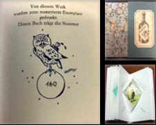 Buchkuriosa Sammlung erstellt von Bührnheims Literatursalon GmbH