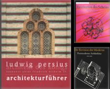 Architektur Sammlung erstellt von Antiquariat Dirk Borutta
