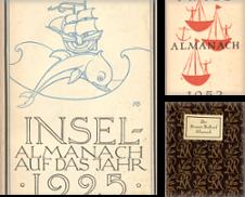 Almanach Sammlung erstellt von Rheinlandia Verlag