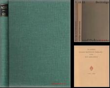 Buchwesen Sammlung erstellt von Antiquariat Hohmann