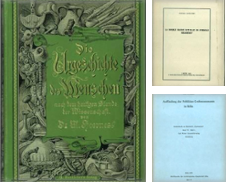 Archäologie Sammlung erstellt von Antiquariat Weinek