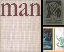 Karikatur Sammlung erstellt von Antiquariat Les-art
