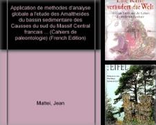Geologie Sammlung erstellt von Antiquariat im Lenninger Tal