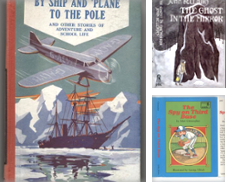 Adventure Stories for Boys Curated by Granny Goose Books