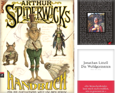 Belletristik Sammlung erstellt von Buchparadies Rahel-Medea Ruoss