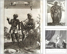 AFRICA Original Antique PRINTS Curated by Lindisfarne Prints