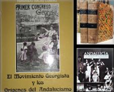 Andalucía Sammlung erstellt von Librería Anticuaria Antonio Mateos