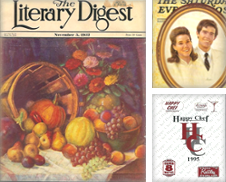 Advertising Curated by Booklady Used and Rare Books