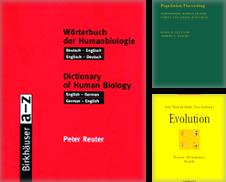Biologie (Biology) Sammlung erstellt von Ganymed - Wissenschaftliches Antiquariat
