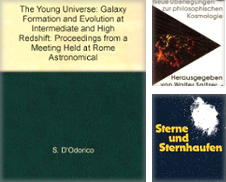 Astronomie Sammlung erstellt von Antiquariat Gleim