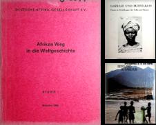 Afrikanistik Sammlung erstellt von ANTIQUARIAT.WIEN Fine Books & Prints