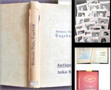 Biografien, Persönlichkeiten Sammlung erstellt von Antiquariat Inka Köthe  Inh. Bernd Köthe