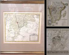 Alte Landkarten Sammlung erstellt von Klaus Schöneborn