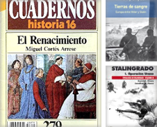 Historia Contemporánea Curated by 6 sellers