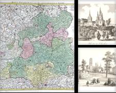 Dekorative Graphik Sammlung erstellt von Antiquariat Heiner Henke