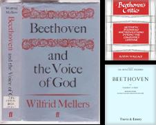 Beethoven Sammlung erstellt von Travis & Emery Music Bookshop ABA