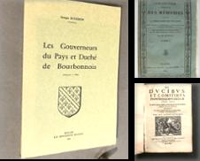 Ancien Régime Proposé par Librairie Devaux