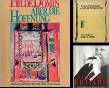 Biographien Sammlung erstellt von Antiquariat Richart Kulbach