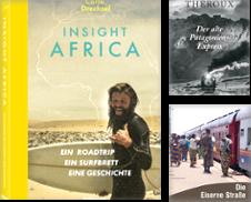 Abenteuer & Reiseberichte Sammlung erstellt von diakonia secondhand