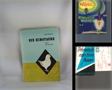Allgemein Sammlung erstellt von Antiquariat Schloßbücher