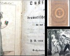 Almanache Sammlung erstellt von Antiquariat Tautenhahn