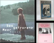Biographien Sammlung erstellt von Bücherwinde Ruth Morel
