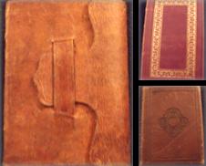 Decorative Bindings Proposé par Sam Gatteno Books